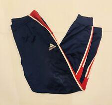 Adidas Pantaloni Tuta Unisex Vintage Anni 90 Taglia L/XL 44/46