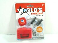 2017 WESTMINSTER--WORLDS SMALLEST--TOOL KIT (NEW)