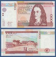KOLUMBIEN / COLOMBIA  10.000 Pesos 2013 UNC  P.453