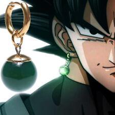 One Pair Earring  Potara Kaioshin Goku Black and Zamasu Fusion Handmade Earrings