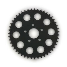 ROUE à chaîne, Pignon, pignon 48 dents noir pour Harley-Davidson SPORTSTER 86-92