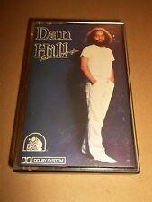 "DAN HILL "" FROZEN IN THE NIGHT "" RARE CASSETTE ALBUM EXCELLENT 1978 UK ISSUE"