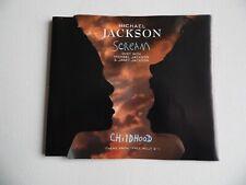 Michael Jackson - Scream - CD - 4 Tracks (5).