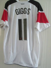 Manchester United Giggs CL 2011-2012 away football shirt Medium / 38042