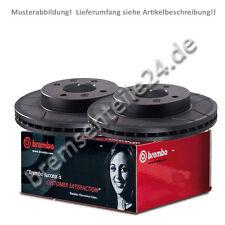 Satz (2 Stück) BREMBO MAX Sportbremsscheiben 09.9078.75 vorne