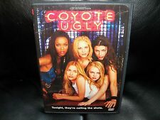 Coyote Ugly (DVD, 2001) EUC EXCELLENT USED CONDITION