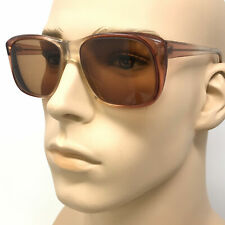 Vintage Specsavers 7002 Sunglasses Brown Square Glasses Frames Retro Frame Only