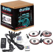 Drumlite DLK2D LED Drumset Beleuchtung System für Schlagzeug
