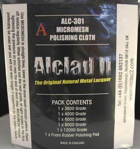 ALCLAD2 MICROMESH KIT ALC301