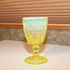 L.G. Wright Goblet Glass - Daisy & Button