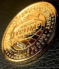 SERIES I GOLD 2017 HISTORIC TRUMP PRESIDENTIAL COIN - LTD EDITION & NUMBERED 1oz