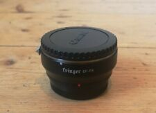 Fringer ef-fx Canon EF to FUJI FX  Mount. Mint Condition