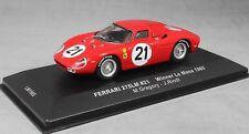 IXO Ferrari 275LM Le Mans 24 Hour Win 1965 Masten Gregory & Jochen Rindt LM1965