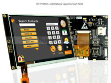"""Serial,SPI 5"""" 5.0 inch TFT LCD Module Display w/Capacitive Touch Panel,Tutorial"""