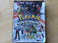 Pokemon Platinum Version Strategy Guide! Look In The Shop!