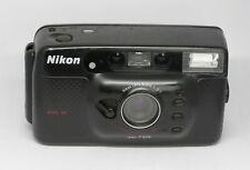 Nikon AW-35 Kleinbildkamera mit Nikon Lens 35mm 1:3,5