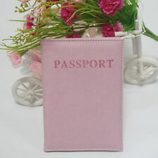 PREMIUM HIGH QUALITY & GENUINE PU PASSPORT HOLDER PROTECTOR COVER-GN
