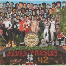 ELVIS PRESLEY - 42 Years Before And After - 2 CD set RARE