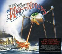 Jeff Wayne - War of the Worlds [New CD] Holland - Import