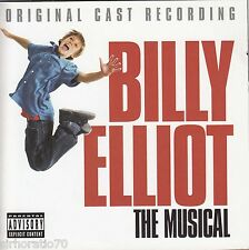 BILLY ELLIOT: THE MUSICAL Original Cast Recording CD