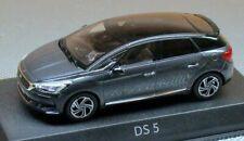 Citroen DS5 Bj.2015 graumetallic Modellauto 1/43