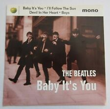 BEATLES Baby It's You USA EP  PS & Vinyl 1995