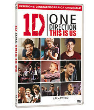 One Direction - This is us il film DVD Versione italiana (nuovo/sigillato)