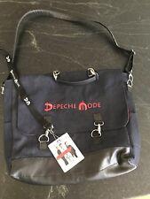 DEPECHE MODE Messenger Bag VIP Global Spirit Tour & VIP Lanyard Limited Edition