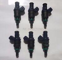 9F593 Siemens Deka Flow Matched Fuel Injector Set for 3.9 4.0 V8 XW43-CA 8