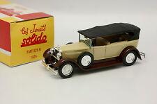 Solido Hachette 1/43 - Fiat 525 N 1929 Marron Beige