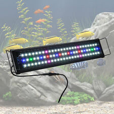 "Aquarium Full Spectrum Multi-Color LED Light 0.5W 78 LED For 24""-30"" Fish Tank"