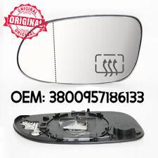 Spiegelglas Silber Links Weitwinkel Beheizte & Basis für Mercedes CLK W209 02 -
