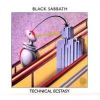 "BLACK SABBATH ""TECHNICAL ECSTASY"" CD REMASTERED NEU"