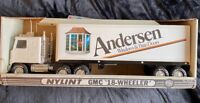 Vintage New In Box Nylint GMC 18 Wheeler Anderson Windows & Patio Doors