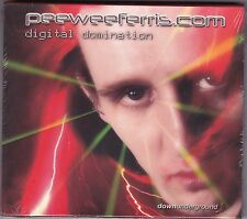 Peeweeferris.com - Digital Domination - CD (Brand New Sealed)