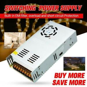 DC 12V 30A 360W LED Driver Switching Power Supply Transformer for LED Strip HOT