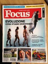 RIVISTA FOCUS SCOPRIRE E CAPIRE IL MONDO n. 266 Dicembre 2014