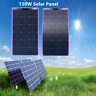 150Watt Solar Panel Solar Cell Module 12V Battery Charger for RV Boat Home/Yacht