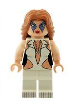Custom Designed Minifigure - Dazzler Superhero Printed On LEGO Parts