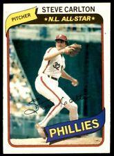 1980 O-Pee-Chee #113 Steve Carlton PHILLIES NR-MINT *112