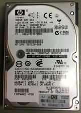 "HP 2.5"" SAS 300GB 10K Server Hard Drive (Model: DG0300FARVV) * TESTED WORKING *"