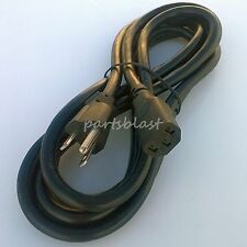 Hitachi 3-Prong POWER CORD LCD Plasma TV AC REPLACEMENT CABLE Flat Panel Screen