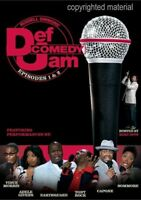 Def Comedy Jam Volume 1 & 2 (DVD, 2007) Russell Simmons, Tony Rock, Mike Epps