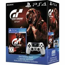Sony Gran Turismo Sport Inkl. Wireless dual Shock