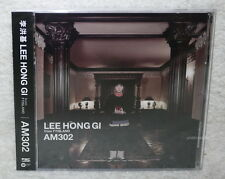 Lee Hong Ki AM302 2016 Taiwan CD+24P booklet (F.T Island  FTIsland)