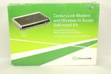 CenturyLink Actiontec C1000A Modem/Wireless-N Router Self Install Kit New Open B