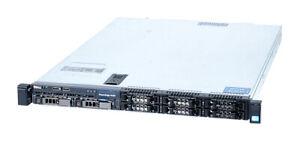 Dell PowerEdge R420 Server 2x Xeon E5-2450L 8-Core 1.80 GHZ, 16 GB DDR3 RAM