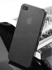 0,2mm SLIM CASE iPHONE 5 5S PREMIUM DESIGN HÜLLE COVER SCHWARZ *NEU* + BONUS
