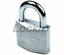 "ABUS 88/50 Padlock with 2 Plus keys and code card 3/8"" - 10mm shackle"