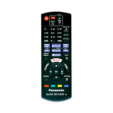 New Original Panasonic DMP-BDT370 Blu Ray Remote Control